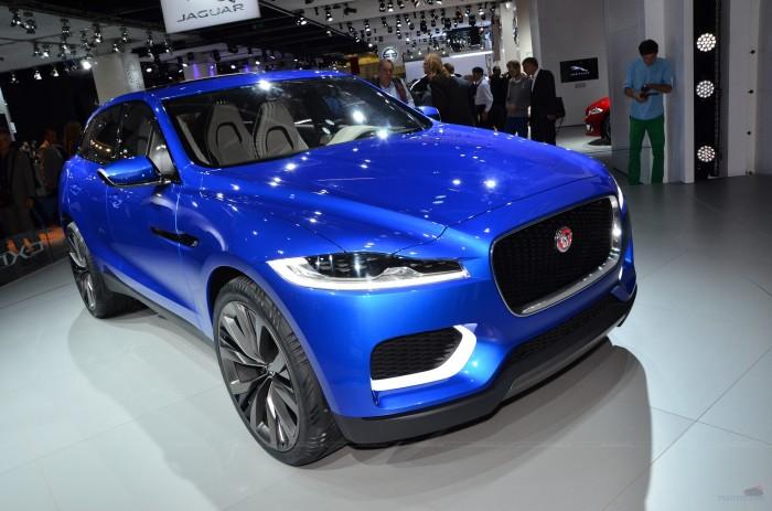 Кроссовер Jaguar