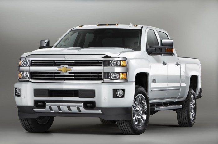 2015 Silverado High Country HD