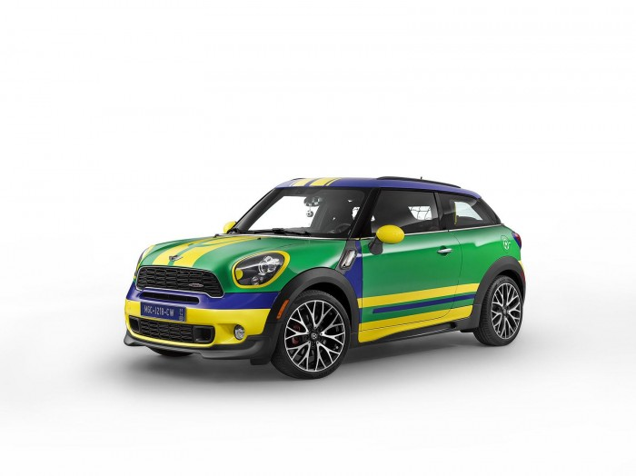 MINI  Paceman GoalCooper