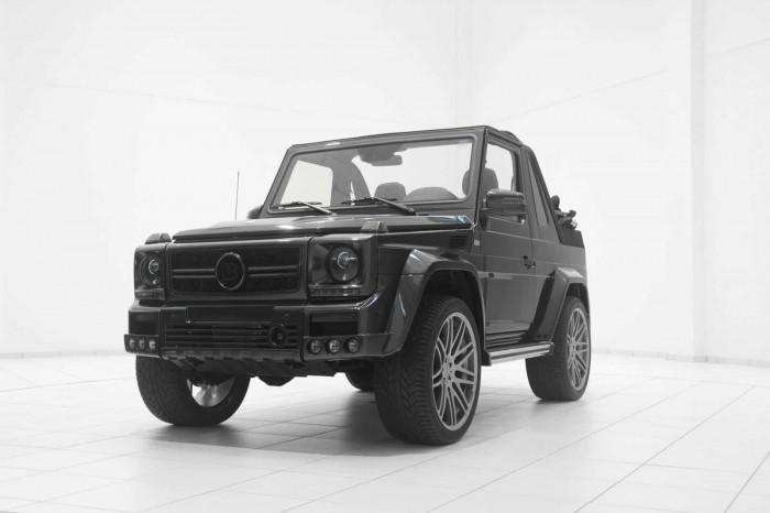 Mercedes-Benz G500 от Brabus