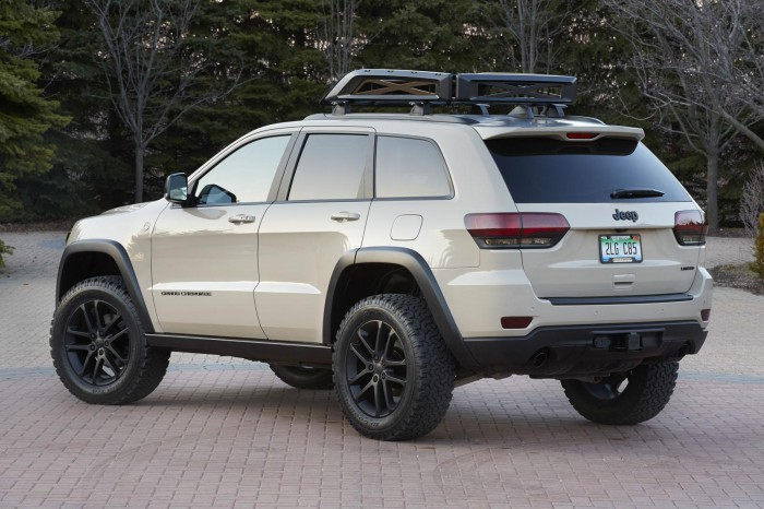 Jeep Grand Cherokee EcoDiesel Trail Warrior 2