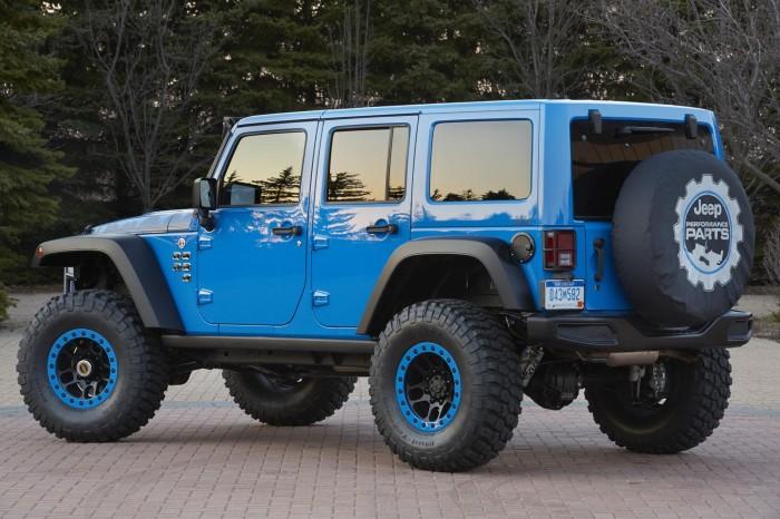 Jeep Wrangler Maximum Performance 2