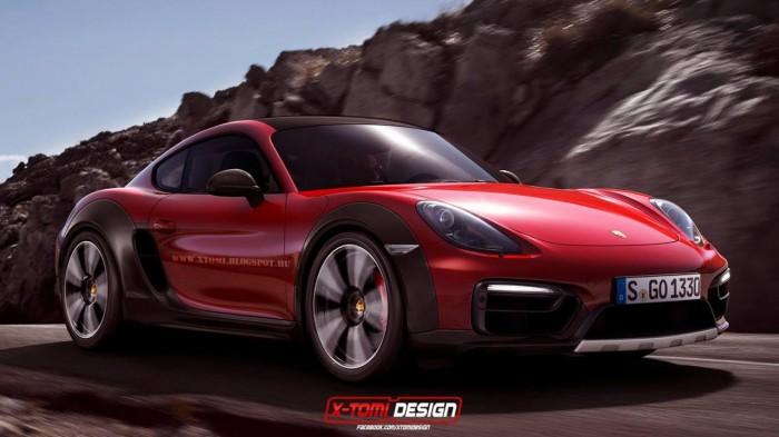 ??????????? ?????? Porsche Cayman