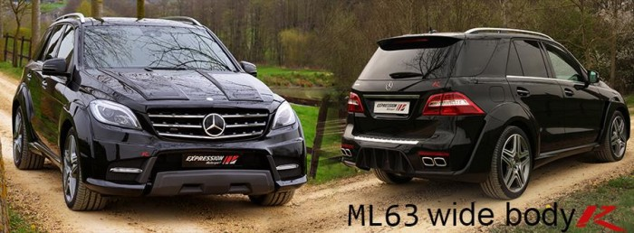 Mercedes-Benz ML 63 AMG
