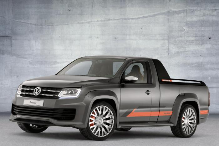 Volkswagen Amarok Power