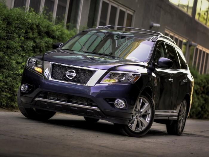????? Nissan Pathfinder