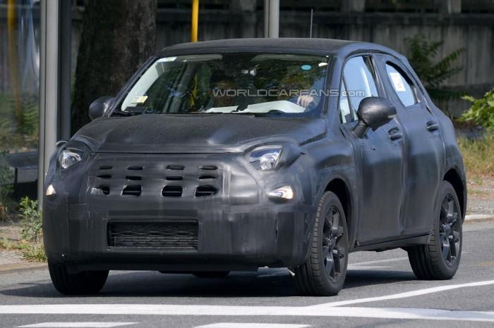2015 Fiat 500X