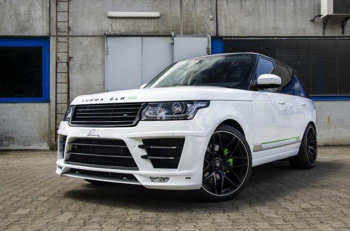 Range Rover ??????? ????-??? ?? Lumma Design