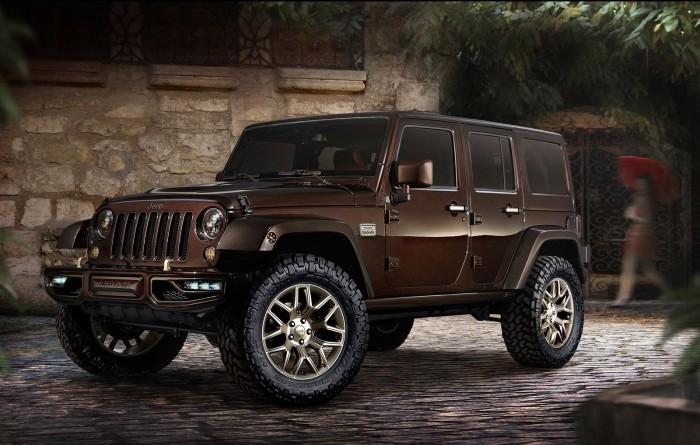 Jeep Wrangler Sundancer