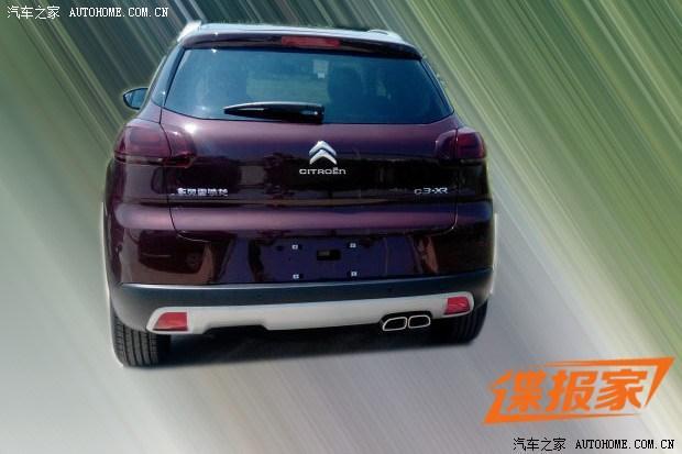 Citroen C3-XR