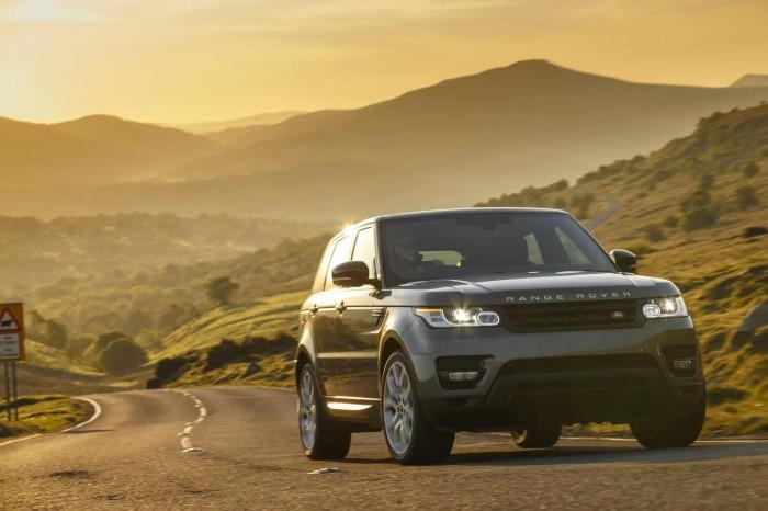 2015 Range Rover и Range Rover Sport