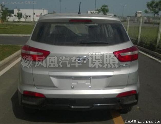 кроссовера Hyundai ix25