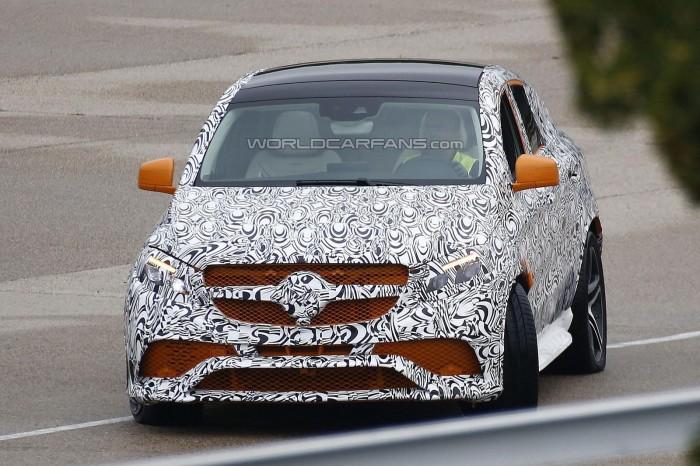 2016 Mercedes MLC 63 AMG