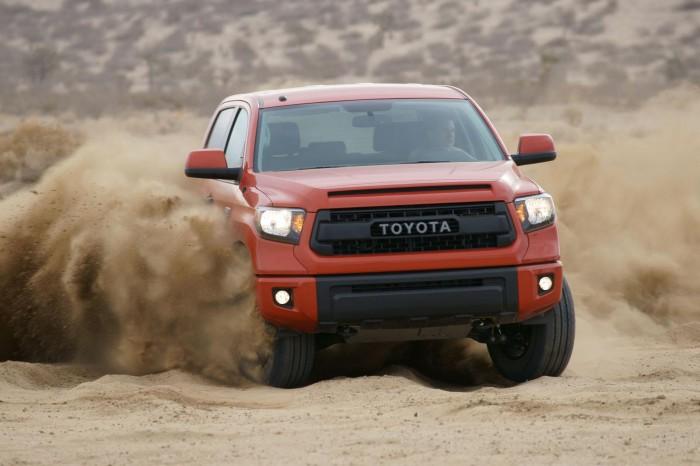 2015 Toyota Tacoma и 4Runner TRD Pro