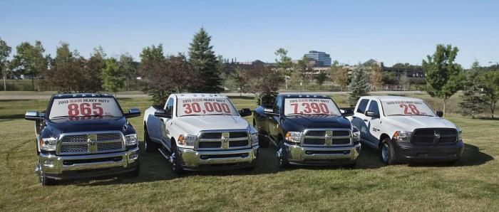 Ram  2500 и 3500