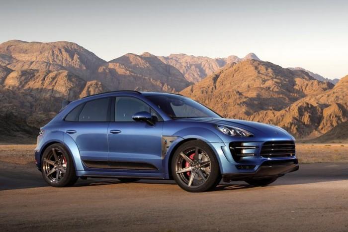 Porsche Macan от TopCar