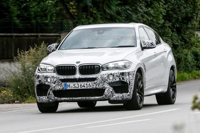 2015/2016 BMW X6 M