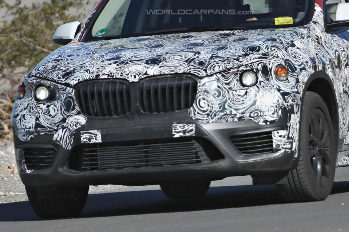 Второе поколение BMW X1