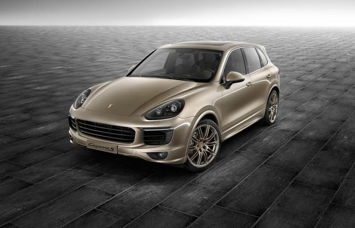 Cayenne S от Porsche Exclusive
