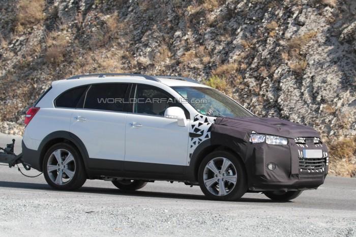Chevrolet Captiva 2015/2016