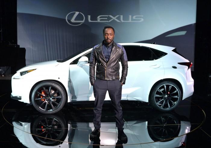 Lexus NX от will.i.am
