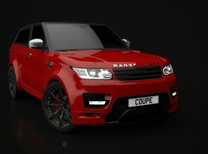 AJP Design Range Rover RS Sport Coupe