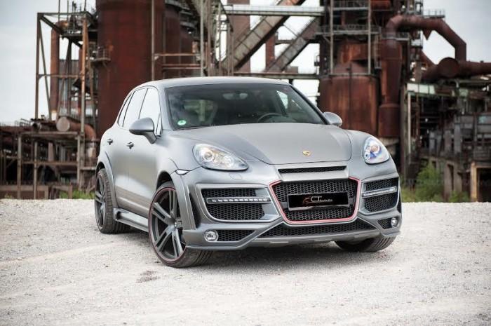 КТ Exclusive Porsche Cayenne
