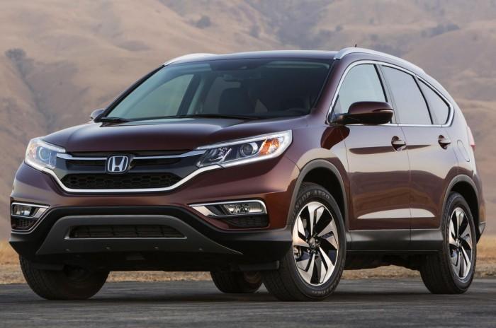 Honda CR-V 2015 ?????????? ????