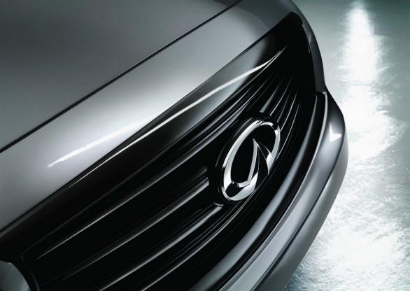 Infiniti QX70 S Design