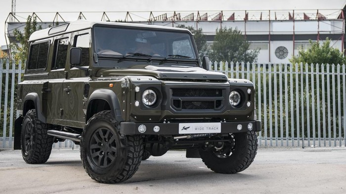 Land Rover Defender 2.2 TDCI XS 110 Wide Track