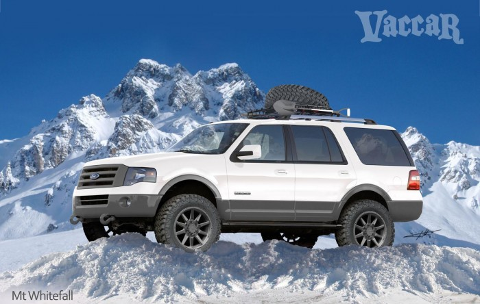 2015 Ford Expedition XLT by Vaccar 2