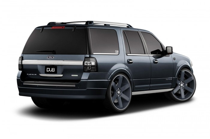 2015 Ford Expedition by DUB Magazine 2