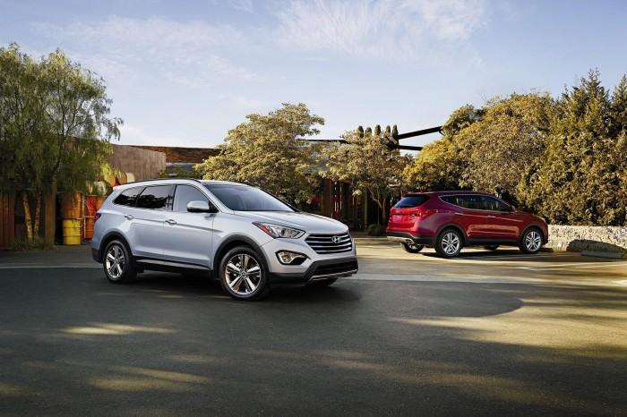 2015 Hyundai Santa Fe 2