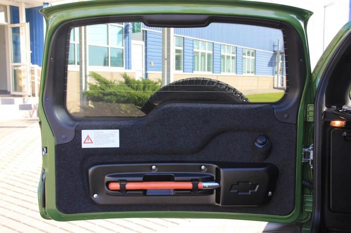 задняя дверь Chevrolet Niva SE