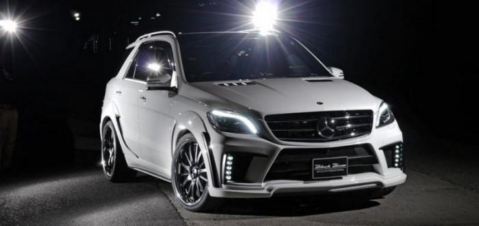 Mercedes-Benz-M-Class-Black-Bison-2