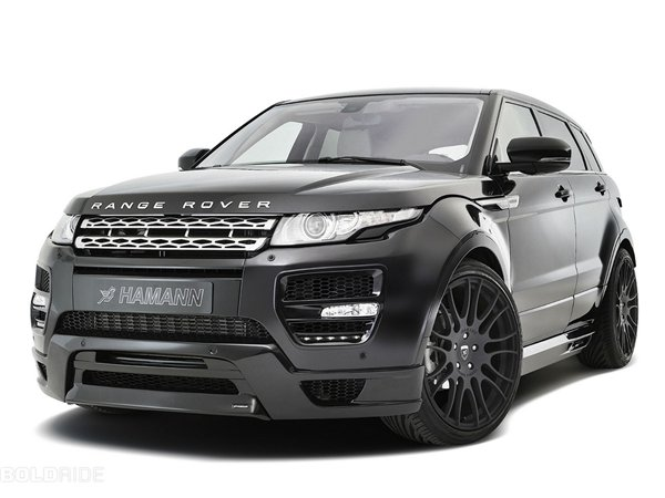 Range Rover Sport Hamann Motorsport
