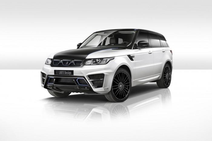 Range Rover Sport Winner