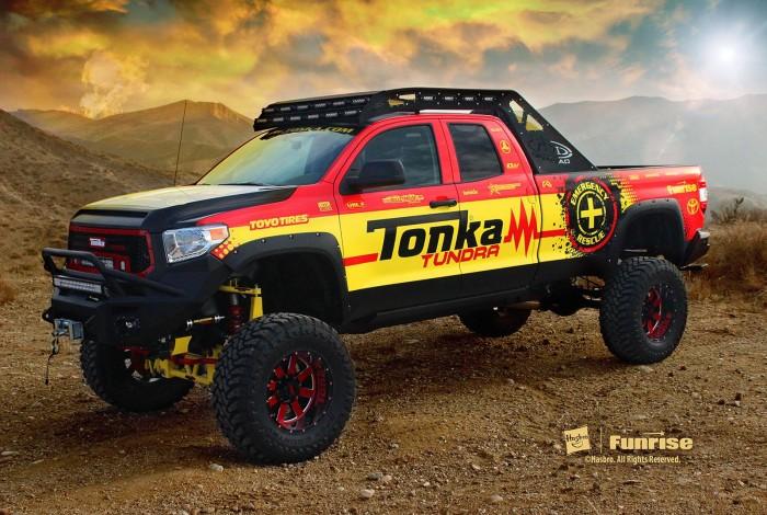 Tonka Tundra Monster Truck