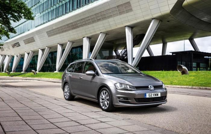 2013 Volkswagen Golf VII Estate