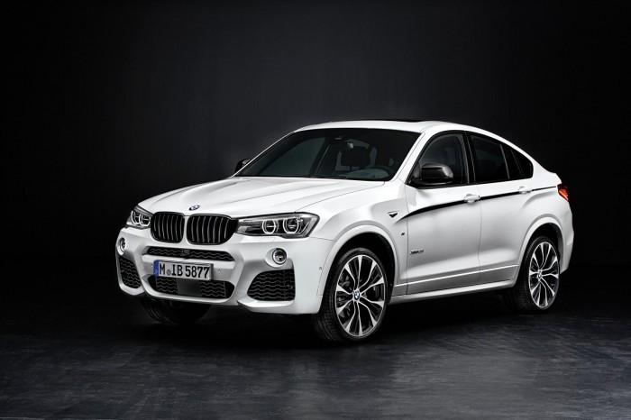 BMW X4 ??????? ?????????? M Performance