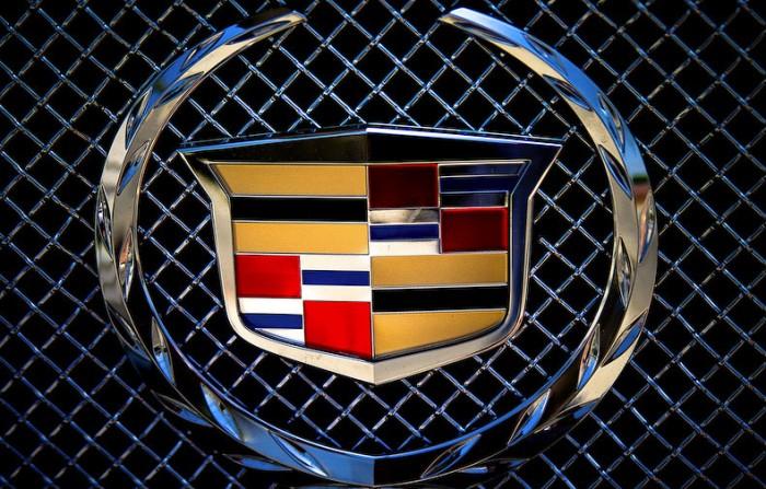 CTS V Cadillac Logo