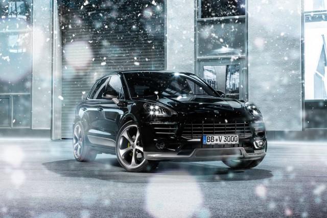 зимние диски для Porsche Macan