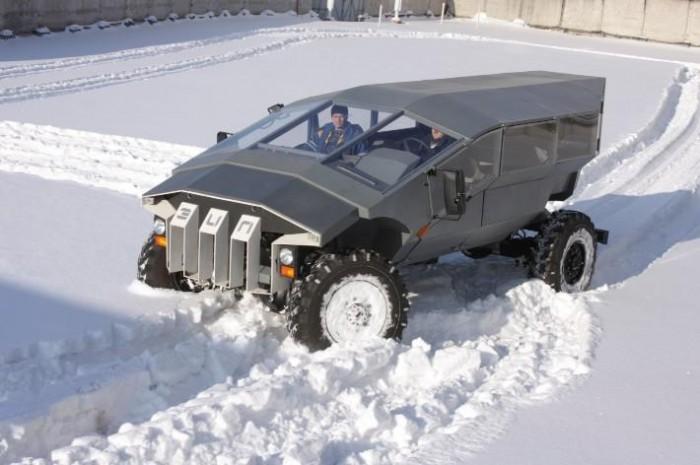 ЗИЛ Humvee