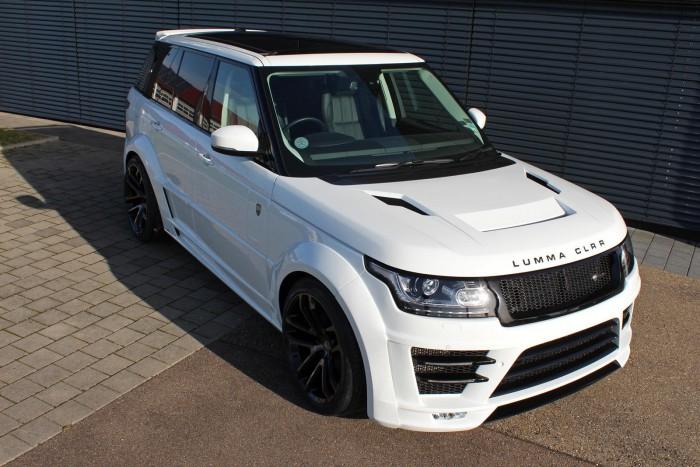 Range Rover ?? Lumma Design
