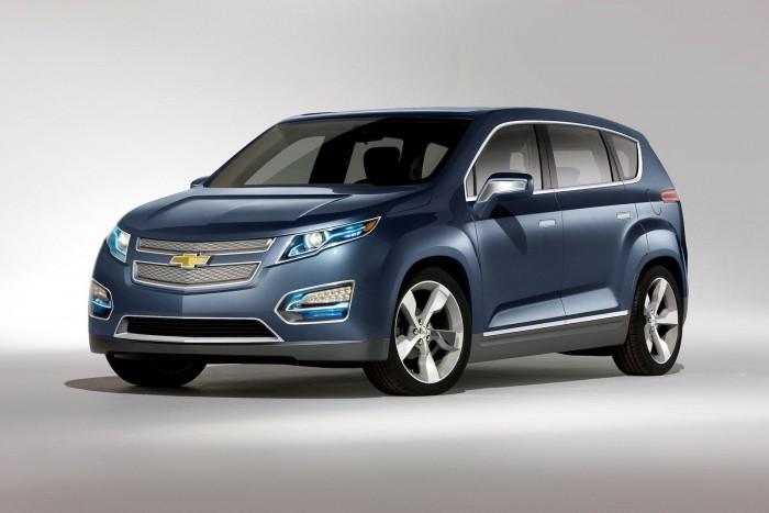 General Motors зарегистрировала Crossvolt