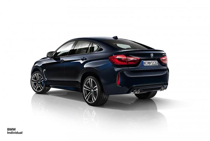 BMW  X6 M Individual