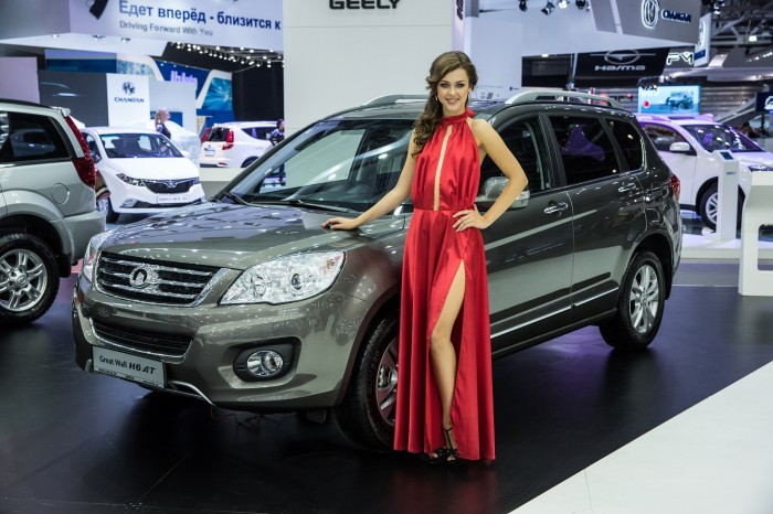 Great Wall h6 automatic