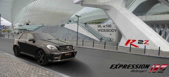 Mercedes-Benz ML Expression Motorsport