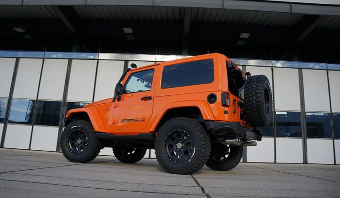 Jeep Wrangler Geiger Cars