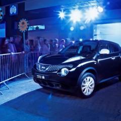 Nissan Juke презентация